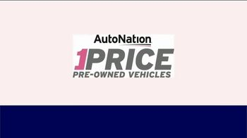 AutoNation 1Price Pre-Owned Event TV Spot, 'Cars and Trucks' - Thumbnail 1