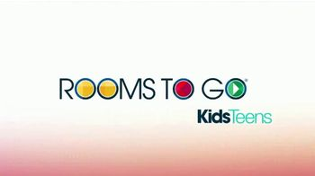 Rooms to Go Kids & Teens TV Spot, 'July 4th Hot Buys: Complete Twin Panel Bed' - Thumbnail 1