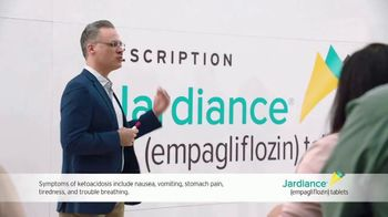 Jardiance TV Spot, 'White Board' - Thumbnail 7