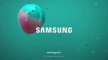 Samsung Galaxy TV Spot, 'Happy Galaxy Day: Save Up to $300' - Thumbnail 6