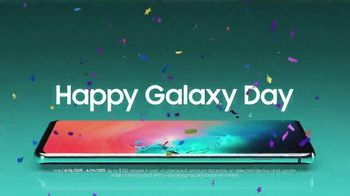 Samsung Galaxy TV Spot, 'Happy Galaxy Day: Save Up to $300' - Thumbnail 5
