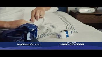 Sleep 8 CPAP Sanitizing Companion System TV Spot, 'CPAP System Users' - Thumbnail 4
