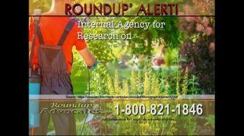 Roundup Advocates TV Spot, 'Alert: Overexposure'