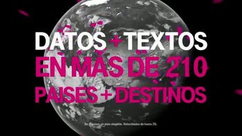 T-Mobile Unlimited TV Spot, 'Otra razón: datos y textos ilimitados' [Spanish] - Thumbnail 1