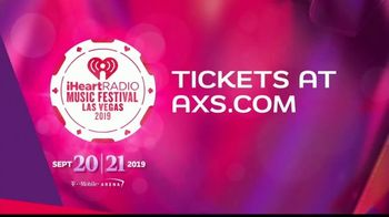 2019 iHeartRadio Music Festival TV Spot, 'Tickets Available Now' - Thumbnail 9