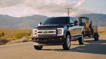 2019 Ford F-150 TV Spot, 'Business Up Front, Party in the Back' Song by Jerry Reed [T2] - 17 commercial airings