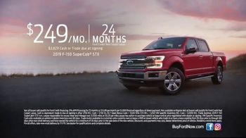 2019 Ford F-150 TV Spot, 'Business Up Front, Party in the Back' Song by Jerry Reed [T2] - Thumbnail 9