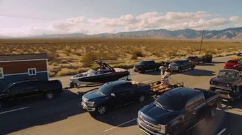 2019 Ford F-150 TV Spot, 'Business Up Front, Party in the Back' Song by Jerry Reed [T2] - Thumbnail 5