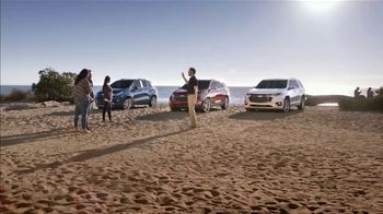2019 Chevrolet Equinox TV Spot, 'Family Reunion' [T2] - 683 commercial airings