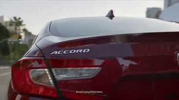2019 Honda Accord TV Spot, 'Get To Your Best: Stronger' [T2] - Thumbnail 1