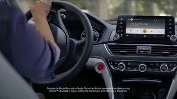2019 Honda Accord TV Spot, 'Get To Your Best: Stronger' [T2] - Thumbnail 2