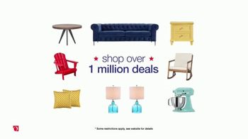 Overstock.com 4th of July Blowout TV Spot, 'Home Decor and Area Rugs' - Thumbnail 3