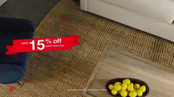 Overstock.com 4th of July Blowout TV Spot, 'Home Decor and Area Rugs' - Thumbnail 6
