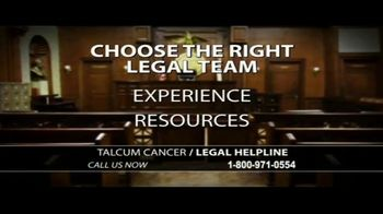 Arnold & Itkin LLP TV Spot, 'Talcum Cancer Legal Helpline' - Thumbnail 10