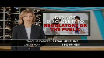 Arnold & Itkin LLP TV Spot, 'Talcum Cancer Legal Helpline' - Thumbnail 5