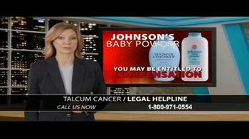 Talcum Cancer Legal Helpline thumbnail
