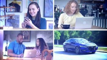 2019 Honda Accord TV Spot, 'What Are You Waiting For' [T2] - Thumbnail 2