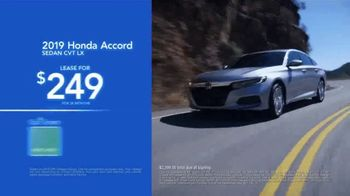 2019 Honda Accord TV Spot, 'What Are You Waiting For' [T2] - Thumbnail 7