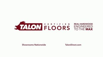 Talon Hardwood Flooring TV Spot, 'Genuine Hardwood: 20 Percent Off' - Thumbnail 8