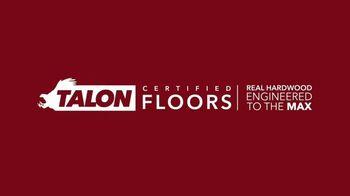 Talon Hardwood Flooring TV Spot, 'Genuine Hardwood: 20 Percent Off' - Thumbnail 1