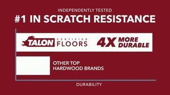 Talon Hardwood Flooring TV Spot, 'Genuine Hardwood: 20 Percent Off' - Thumbnail 3