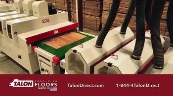 Talon Hardwood Flooring TV Spot, 'Genuine Hardwood: 20 Percent Off' - Thumbnail 4