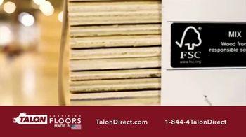 Talon Hardwood Flooring TV Spot, 'Genuine Hardwood: 20 Percent Off' - Thumbnail 5