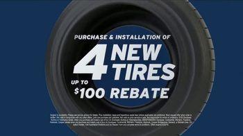 AutoNation TV Spot, 'Drive Safe for Less: Four New Tires' - Thumbnail 3