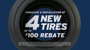 AutoNation TV Spot, 'Drive Safe for Less: Four New Tires' - Thumbnail 4