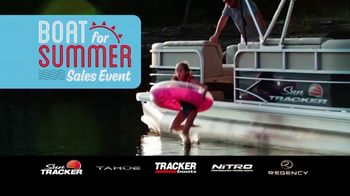 Bass Pro Shops Boat for Summer Sales Event TV Spot, 'Make the Most of Summer' - Thumbnail 3