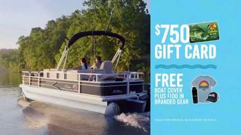 Bass Pro Shops Boat for Summer Sales Event TV Spot, 'Make the Most of Summer' - Thumbnail 6