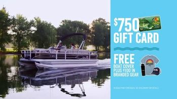 Bass Pro Shops Boat for Summer Sales Event TV Spot, 'Make the Most of Summer' - Thumbnail 9