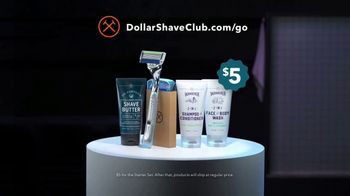 Dollar Shave Club Shave & Shower Set TV Spot, 'Your Physique Is Unique' Song by DADBOD - Thumbnail 8