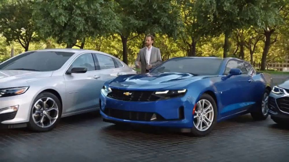 Truecar Used Cars >> Chevrolet TV Commercial, 'Seven Great Cars' [T2] - iSpot.tv