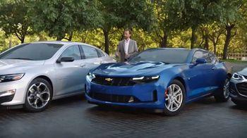 Chevrolet TV Spot, 'Seven Great Cars' [T2] - Thumbnail 3