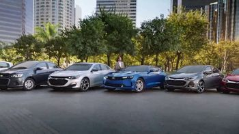 Chevrolet TV Spot, 'Seven Great Cars' [T2]