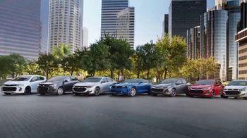 Chevrolet TV Spot, 'Seven Great Cars' [T2] - Thumbnail 5