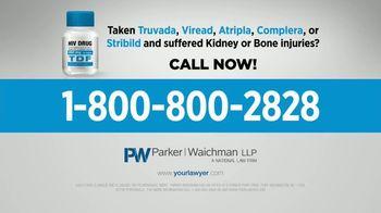 Parker Waichman TV Spot, 'HIV Drugs' - Thumbnail 10