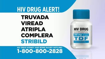 Parker Waichman TV Spot, 'HIV Drugs' - Thumbnail 3