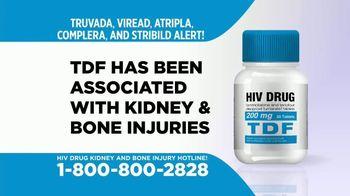 Parker Waichman TV Spot, 'HIV Drugs' - Thumbnail 4
