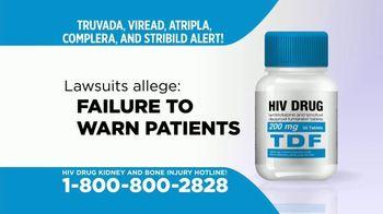 Parker Waichman TV Spot, 'HIV Drugs' - Thumbnail 5