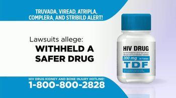 Parker Waichman TV Spot, 'HIV Drugs' - Thumbnail 6