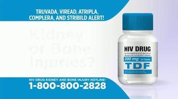 Parker Waichman TV Spot, 'HIV Drugs' - Thumbnail 7