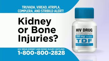 Parker Waichman TV Spot, 'HIV Drugs' - Thumbnail 8