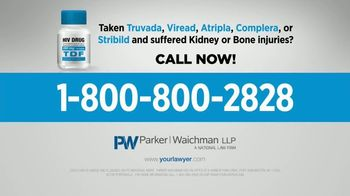 Parker Waichman TV Spot, 'HIV Drugs' - Thumbnail 9