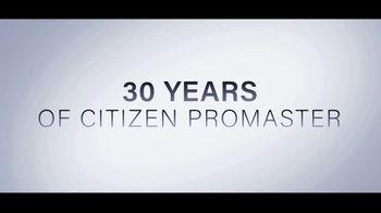 Citizen Watch ProMaster TV Spot, '30 Years: Great Barrier Reef' - Thumbnail 8