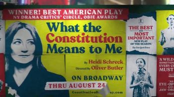 What the Constitution Means to Me TV Spot, 'Play of the Year' - Thumbnail 9