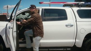 2019 Toyota Tundra TV Spot, 'Take You There' Featuring Charlie Blackmon [T1] - Thumbnail 7