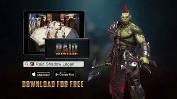 RAID: Shadow Legends TV Spot, 'In Treatment: Galek: Who Am I?' - Thumbnail 9