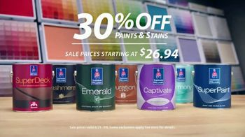 Sherwin-Williams TV Spot, 'Early Bird' - Thumbnail 6